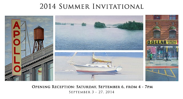 2014 Summer Invitational Exhibition