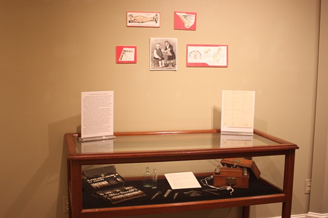 Museum Artifacts, Northampton Historical Society