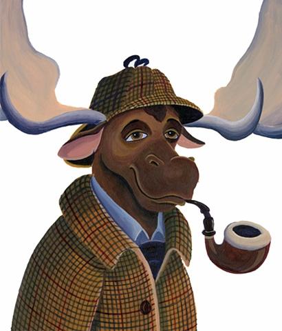 Sherlock Moose