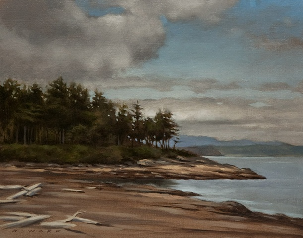 Berry Point (location study)