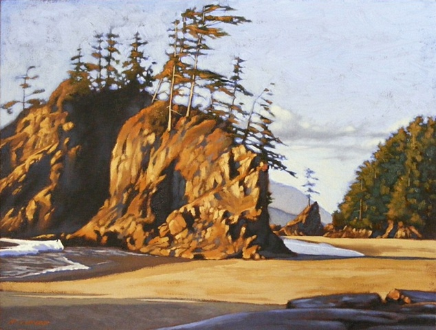Bamfield Sea Stacks
