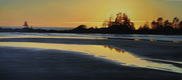 Golden Light, Pacific Rim