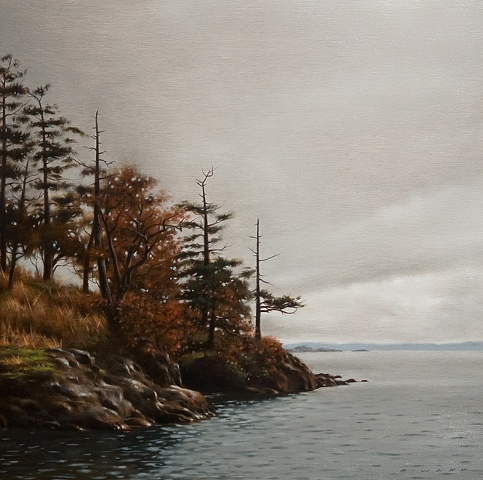 Grey Morning, Finn Point
