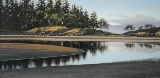 Returning Tide, Piper's Lagoon