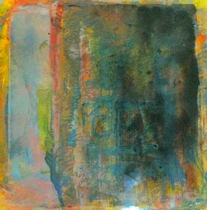 Paintings On Dura Lar