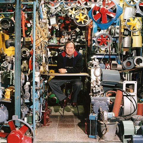 Hardware Store #3, Matucana Street, Barrio Brasil, Santiago, Chile 2006