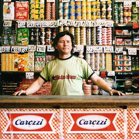 Food Store, La Vega Central, Santiago, Chile, 2006