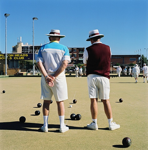 Burleigh Heads Bowls Club, Gold Coast, Australia.