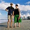 Japanese Honeymooners, Gold Coast, Australia.