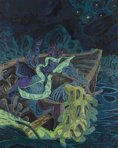 Basho Adrift