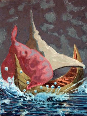 John Burkett Painting Headway