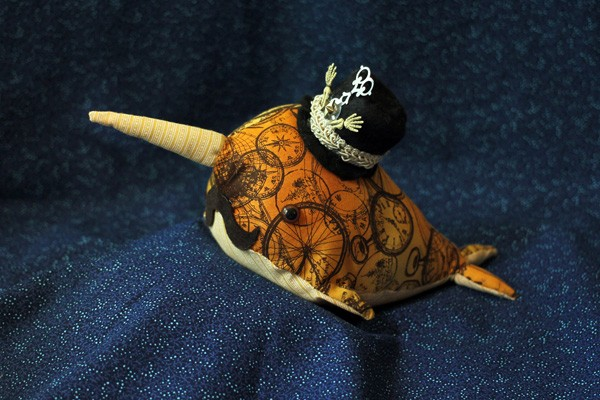 Steam Punk Narwhal