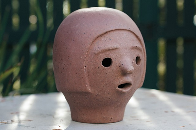 Portrait ceramic