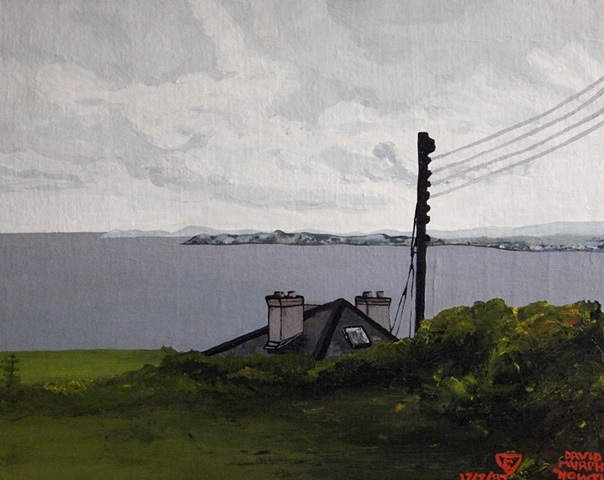 Howth Summit, 1988, david brendan murphy, cypher, the panic artist