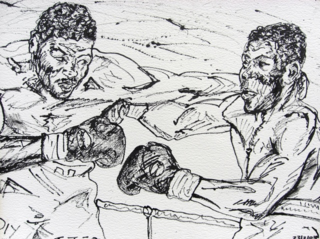 Counter Punch, 2004, david brendan murphy, cypher, the panic artist