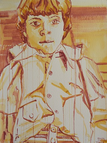 Self-Portrait As A Young Boy No. 1, david murphy, cypher