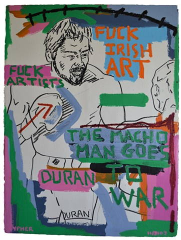 art brut, outsider, neo-expressionist, anti-art