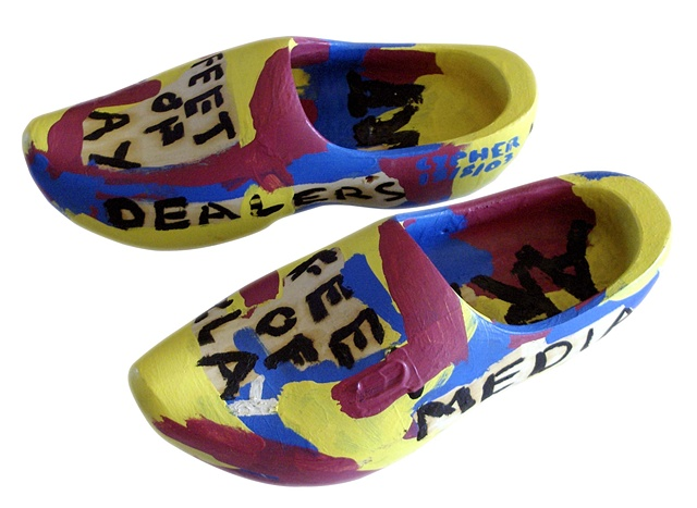 Clogs of Fate, 2003, david brendan murphy, cypher, the panic artist