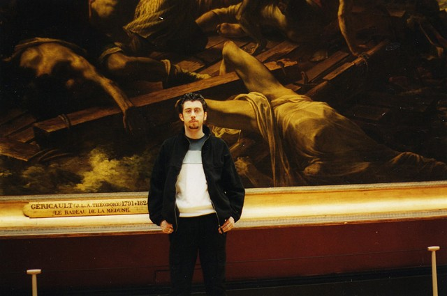 David Murphy, Cypher, The Panic Artist, Dublin, Irish, writer, painter