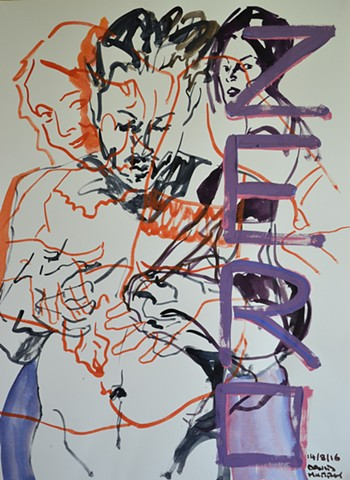 new, cutting edge, raw, outsider, expressionist, neo-expressionism, contemporary art, irish,