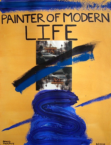 Painter of Modern Life