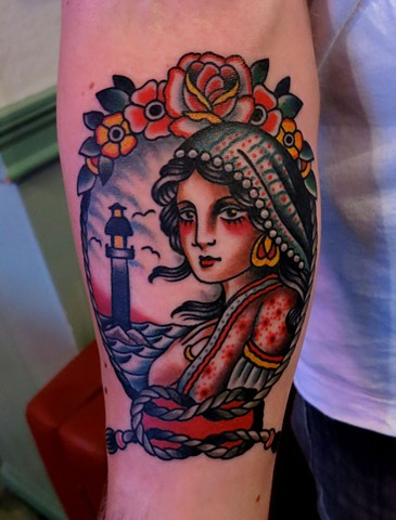 Gypsy Tattoo, Lighthouse
