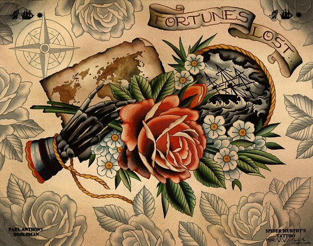 Tattoo Painting