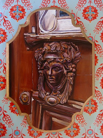 Gabrielle Reeves: Door Knocker 2: Earth