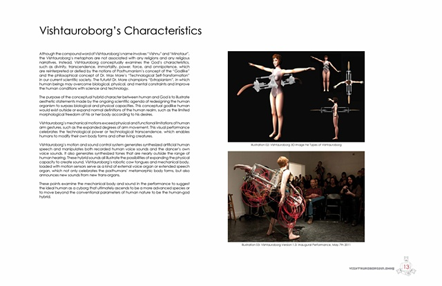 Vishtauroborg Project Booklet