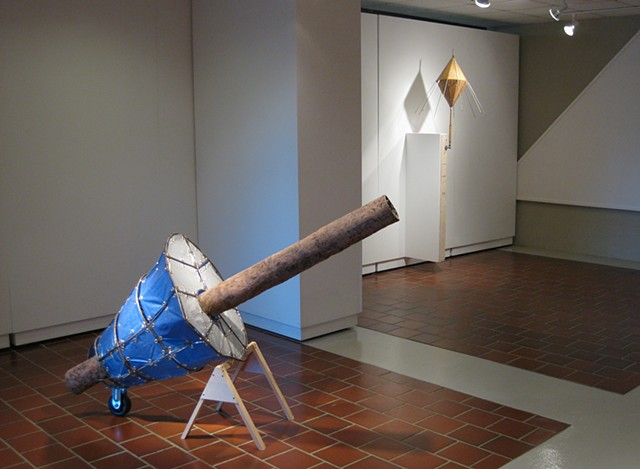 """Installation shot from """"An Unlevel Level"""""""