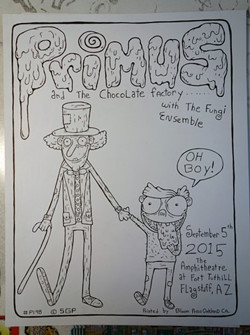 primus and the chocolate factory original