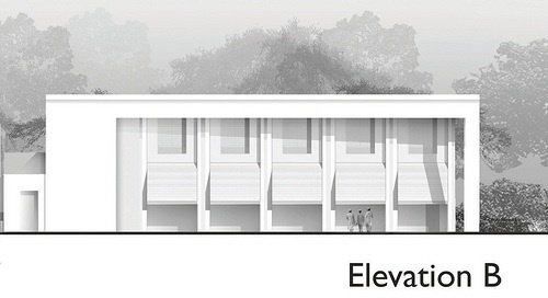 S.O.S. Nizamuddin: Elevation Close-up