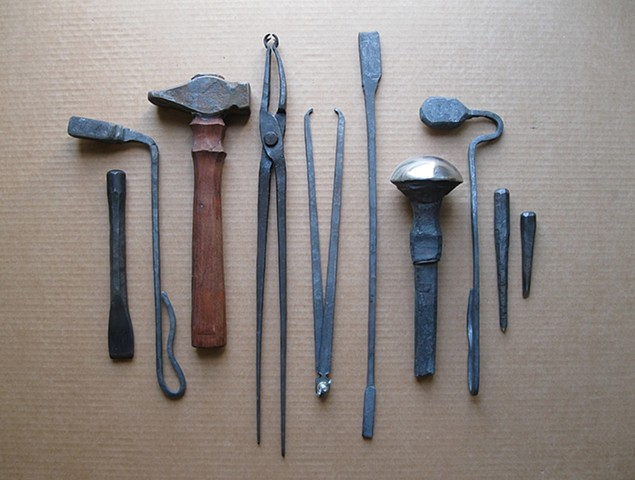 Forged and Fabricated Tools