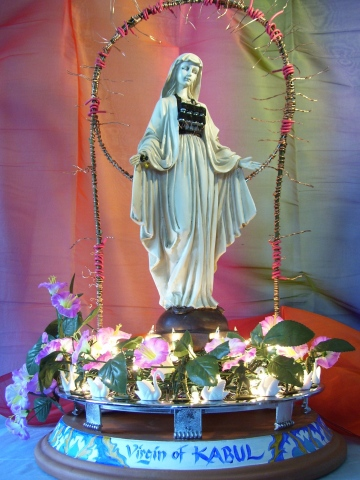 THE VIRGIN OF KABUL