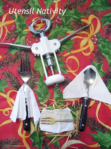UTENSIL NATIVITY