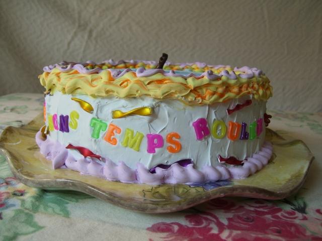 THE KATRINA CAKE