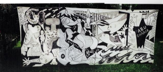 New Guernica   (hi, Picasso)