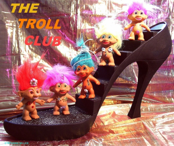 *THE TROLL CLUB*
