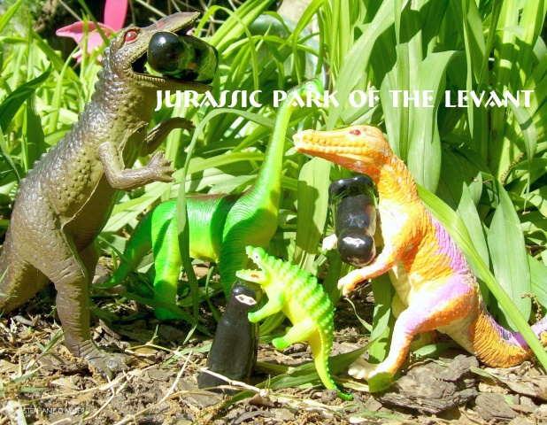 JURASSIC PARK OF THE LEVANT