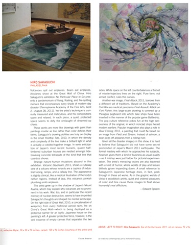 """ARTPAPERS review of 'No Particular Place to Go"""""""
