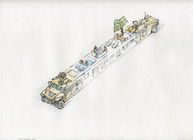 Humvee Cruiser