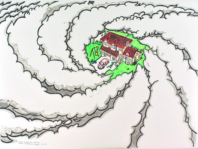 Eye of the Hurricane (collaboration with Tomo Sakaguchi)