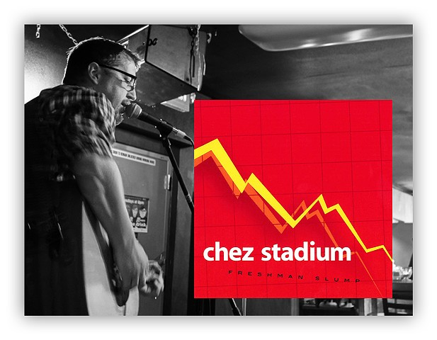 Chez Stadium - songwriting, production and performance
