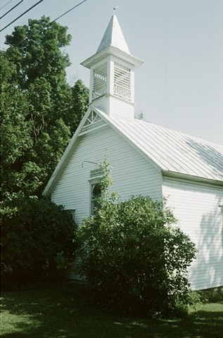 Church in the Pine Woods