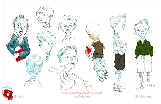 Character Explorations