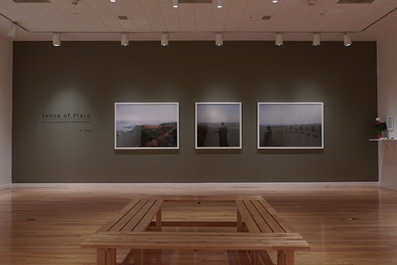 Installation Shot: Tufts University Art Gallery