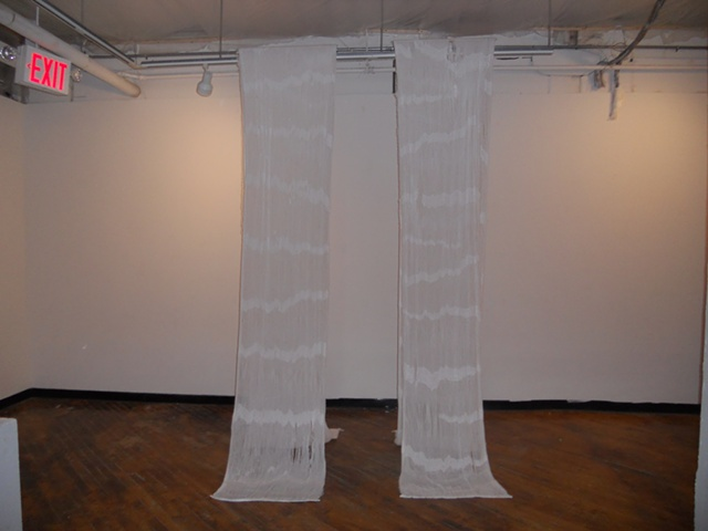 1001 days journey out (installation view)