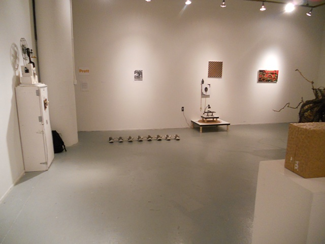 a shared sense of doom (installation view)
