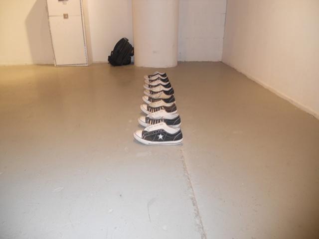 a shared sense of doom (installation view)