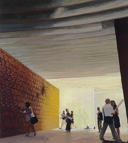 Jacob Dahlgren Nordic Pavilion 52nd Venice Biennale